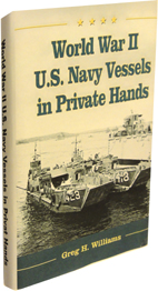 Williams WW II U.S. Navy Vessels